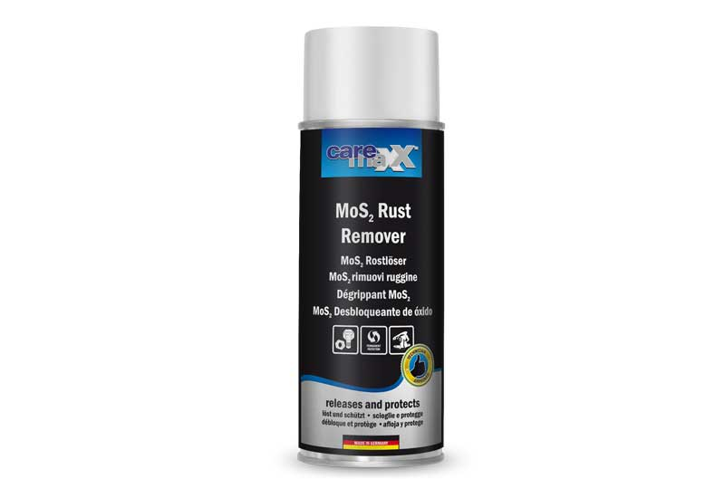 MoS2-Rust-Remover