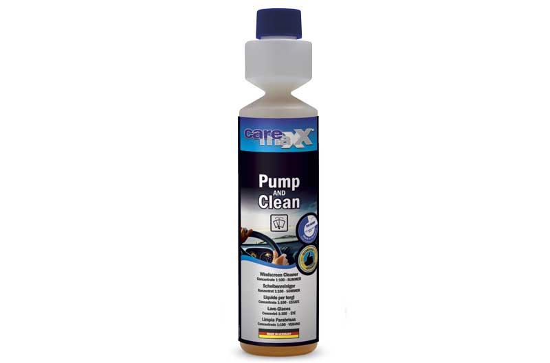 PumpAndCleanWindowCleanerConcentrate